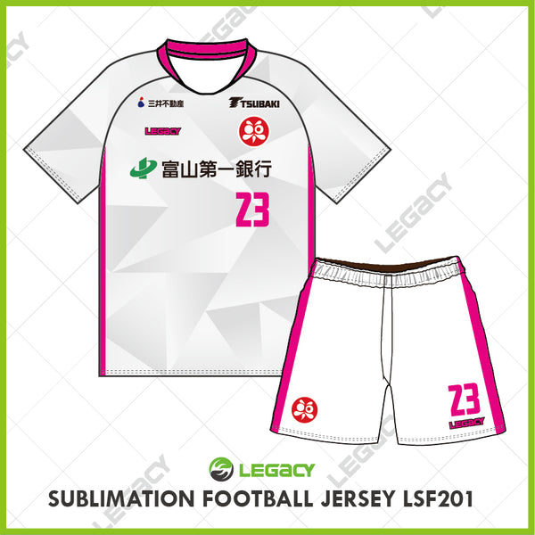 Legacy Sublimation Football jersey LSF201