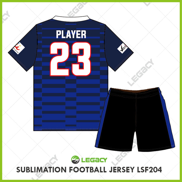 Legacy Sublimation Football jersey LSF204
