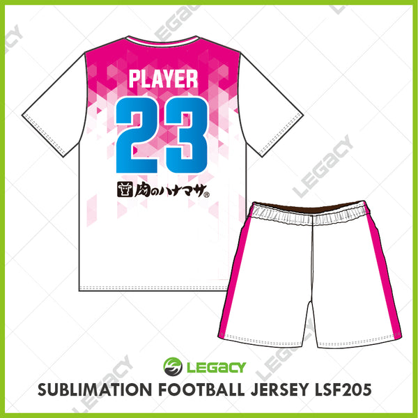 Legacy Sublimation Football jersey LSF205