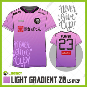 Legacy Light Gradient 20 Soccer jersey