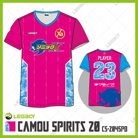 Legacy Spirits 20 Soccer jersey