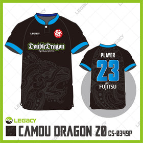 Legacy Camou 21 Soccer jersey