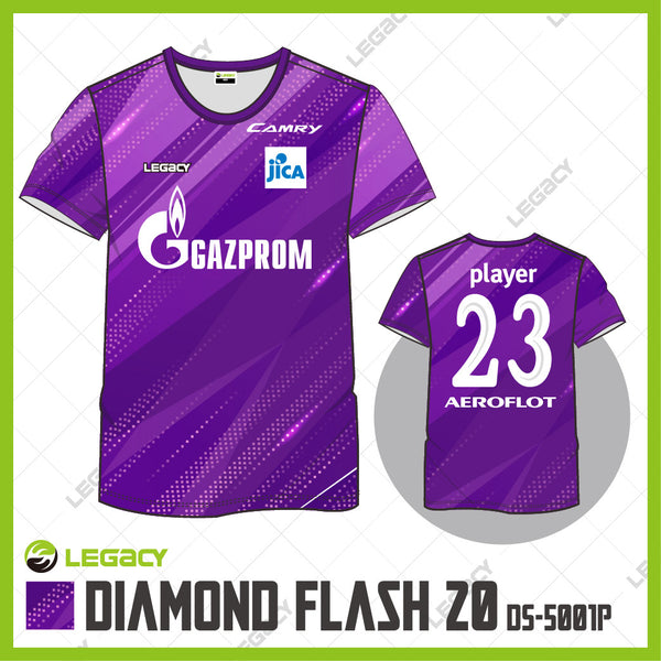 Legacy Diamond flash 20 Soccer jersey