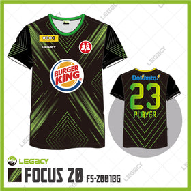 Legacy Focus 20 Soccer jersey