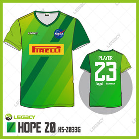 Legacy Hope 20 Soccer jersey