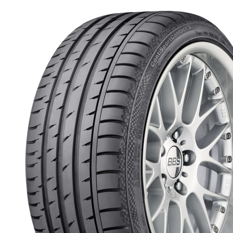 Continental ContiSportContact 3 205/45 R17 (84W) RunFlat
