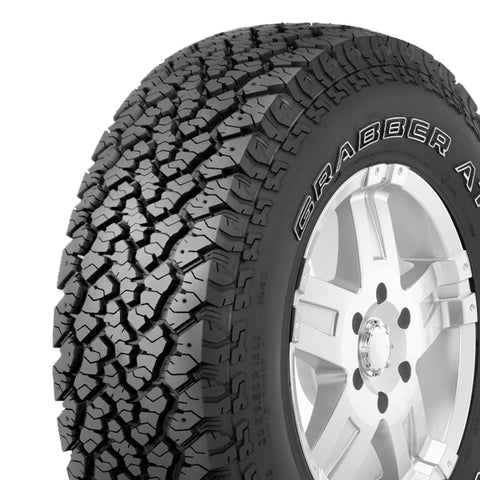 General Tire Grabber AT2 LT285/70 R17 (121/118R)