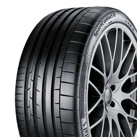 Continental SportContact 6 235/35 ZR19 (91Y)