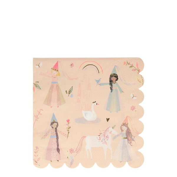 Magical Princess - Large Napkins