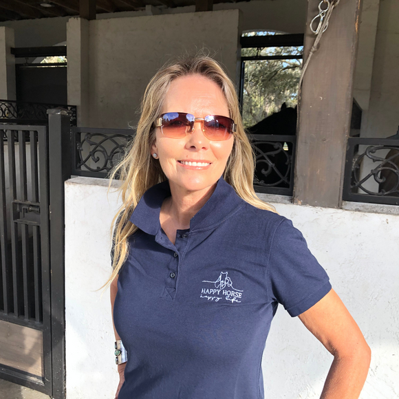 Classic Ladies Polo - Navy