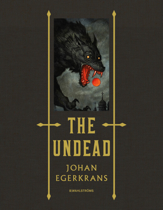 PRE-ORDER: THE UNDEAD - SIGNED BOOK & PRINT