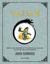 Load image into Gallery viewer, PRE-ORDER: VAESEN - SIGNED BOOK & PRINT