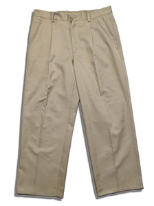 00s nike golf one tuck slacks pants -beige【M】 - onyourmark