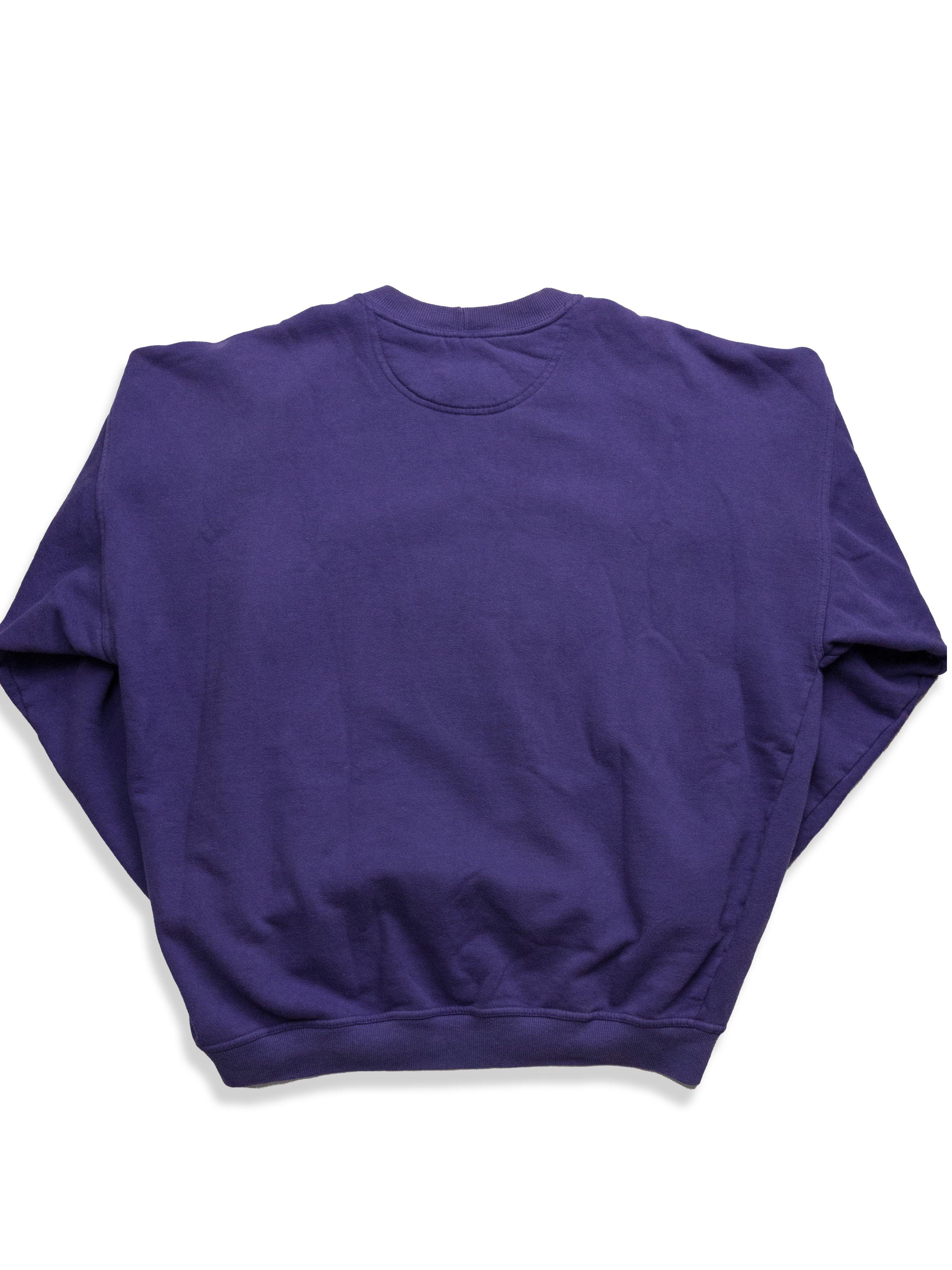 90s OLD GAP Plain Sweat -Purple【XL】 - onyourmark