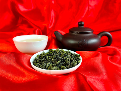 Iron Goddess of Mercy Tea (鐵觀音王 | Tieguanyin)