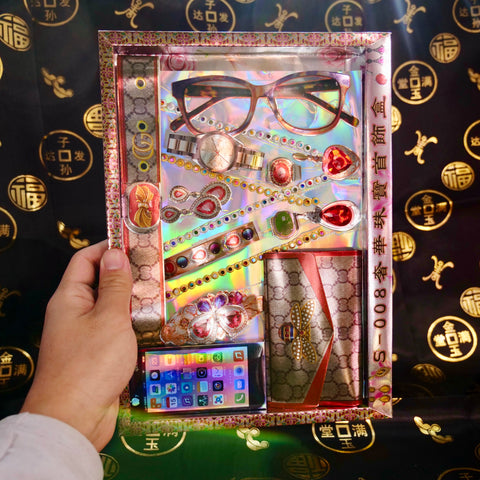 Joss Paper Men/Women Accessory Set