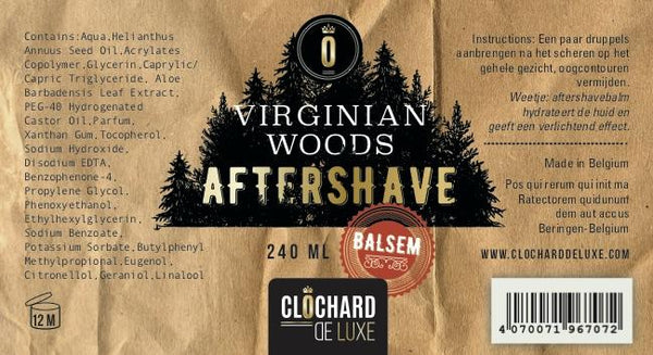 Aftershave Balm - Virginian Woods
