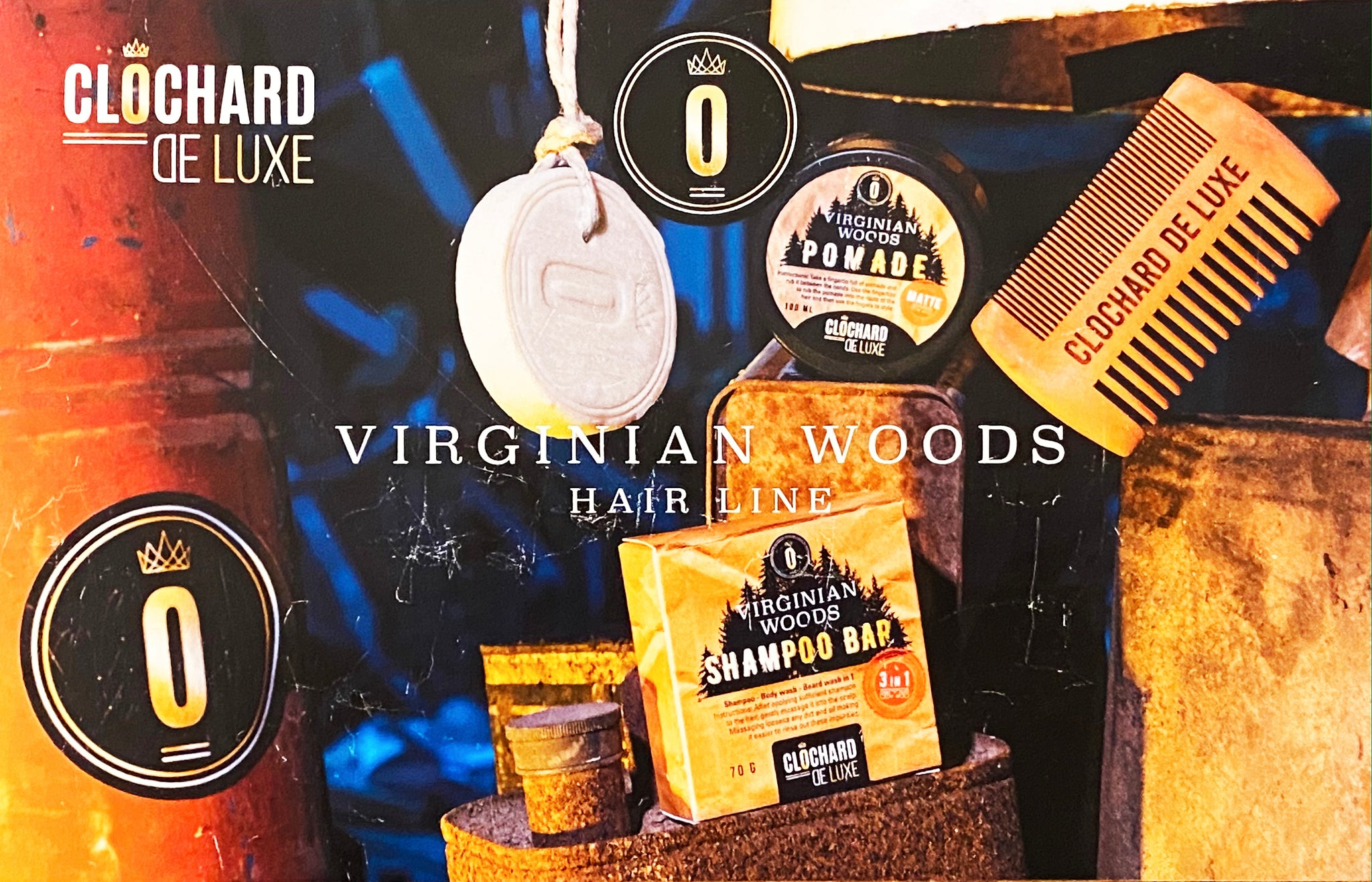 Giftbox Hair - Virginian Woods