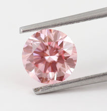 Load image into Gallery viewer, 1.50 CT Loose Natural Diamond Fancy Intense Pink Round Brilliant Cut GIA Certified