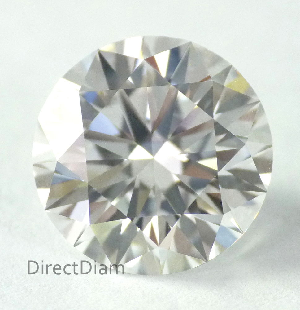 5.02 CT Loose 100% Natural Diamond K VS2 Round Brilliant Cut GIA Certified