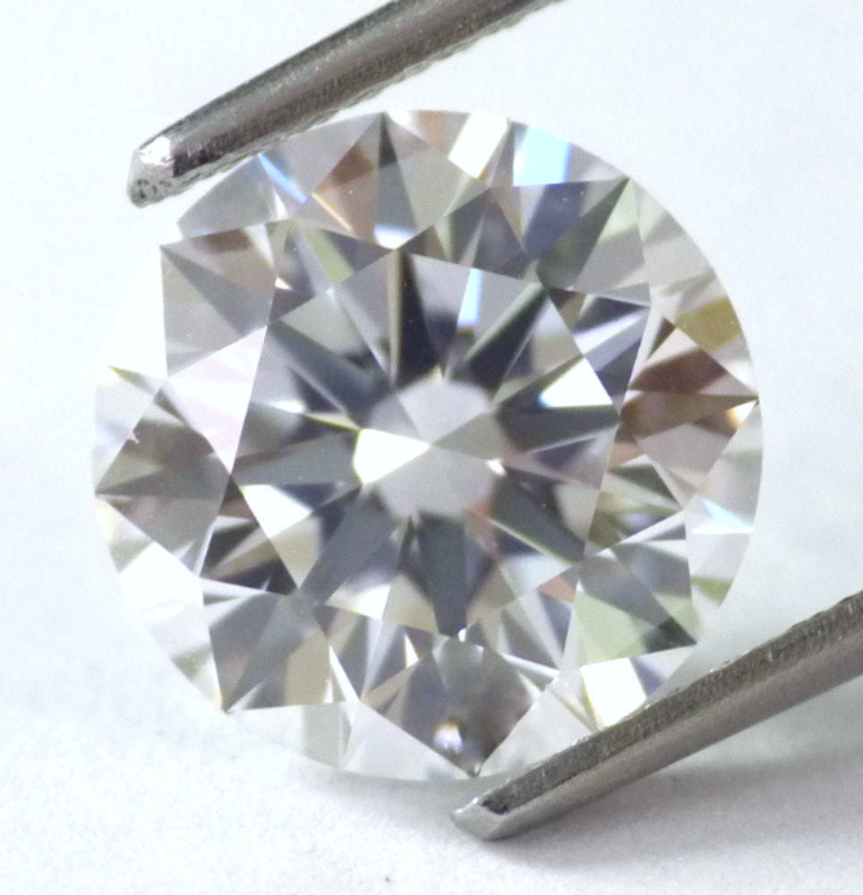 3.34 ct Loose Natural Diamond D FLAWLESS Round Brilliant Excellent Cut GIA Certified PERFECT