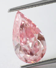 Load image into Gallery viewer, 2.61 CT Loose Natural Diamond Fancy Vivid Pink VVS1 Pear Cut GIA Certified AMAZING