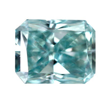 Load image into Gallery viewer, 1.71 CT Loose Natural Diamond Fancy Intense Blue Green VVS2 Radiant Cut GIA Certified