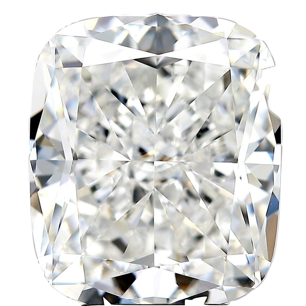 4.20 CT Loose Natural Diamond D VS1 Cushion Cut GIA Certified AMAZING