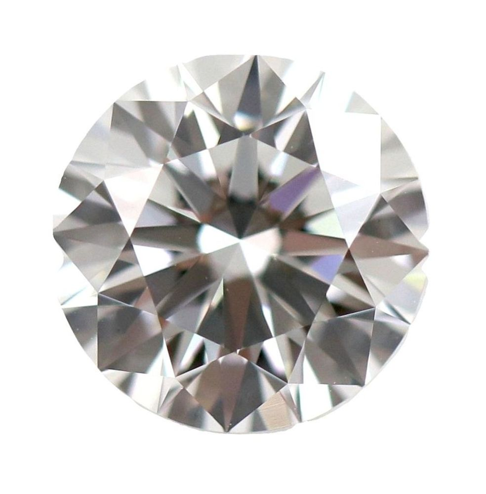 1.01 CT Loose Natural Diamond H VVS2 Round Brilliant Cut GIA Certified