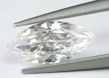 Load image into Gallery viewer, 1.08 carat Loose Natural Diamond F VVS1 Marquise Cut GIA Certified EX Model