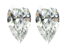 Load image into Gallery viewer, 2.17 carat Loose Diamond Perfect Pair D Flawelss Pear Cut GIA Certified