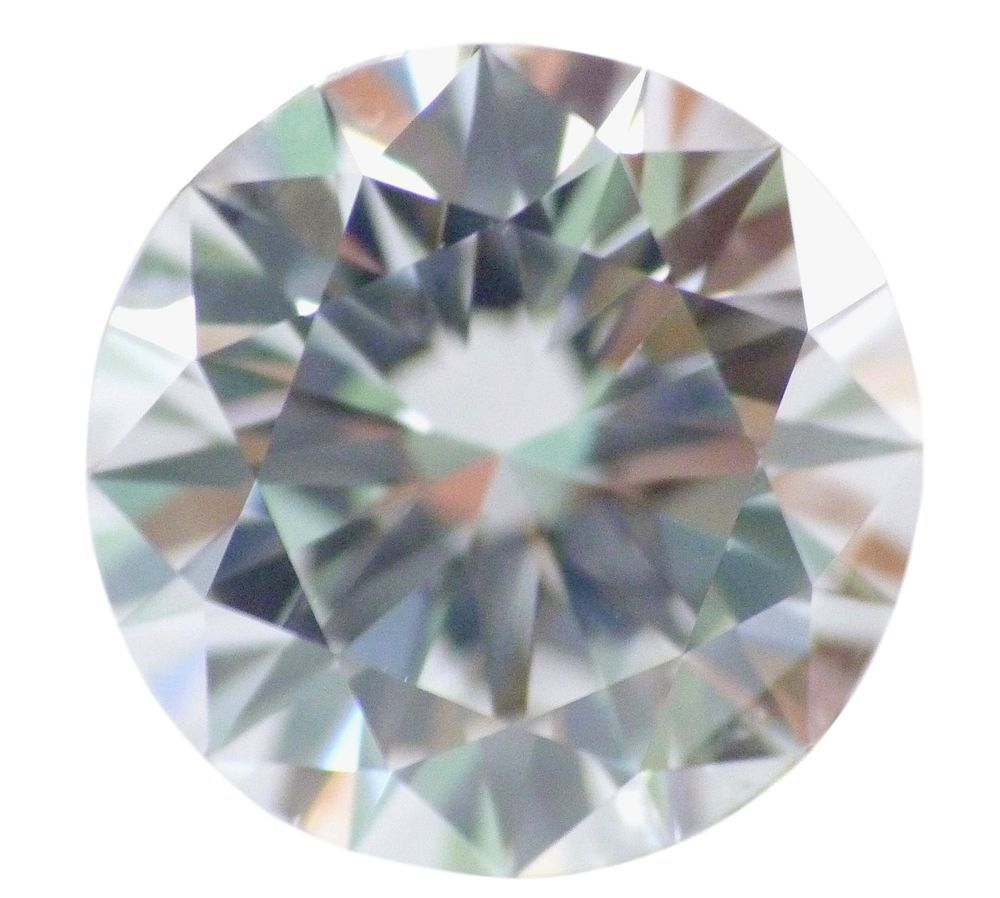2.70 carat Loose natural Diamond D VVS1 GIA Certified Round Cut TRIPLE EXCELLENT