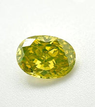 Load image into Gallery viewer, 2.05 CT Loose Natural Diamond Fancy Vivid Yellow Green VVS2 Oval Cut GIA Certified