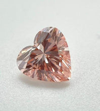 Load image into Gallery viewer, 2.02 CT Loose Natural Diamond Fancy Intense Pink Heart Shape The LOVE Diamond