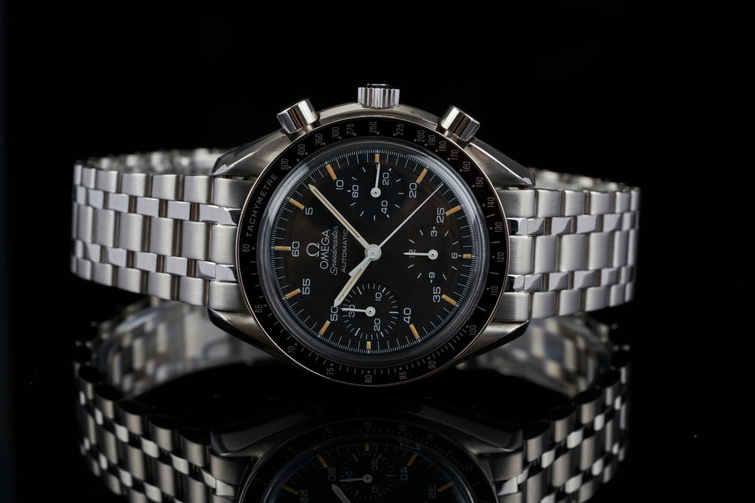 Mexican Holzer Speedmaster REDUCED 18mm