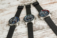 Load image into Gallery viewer, 22mm Waffle Strap for Diver Watch-- V.2