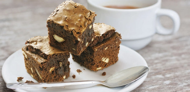 Squidgy Chocolate Brownie