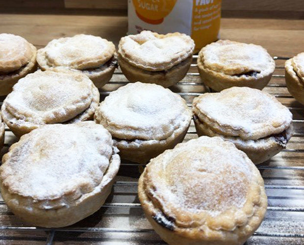 Christmassy Mince Pies