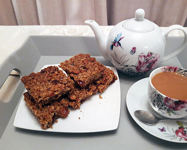 Vegan and Rich Flapjack
