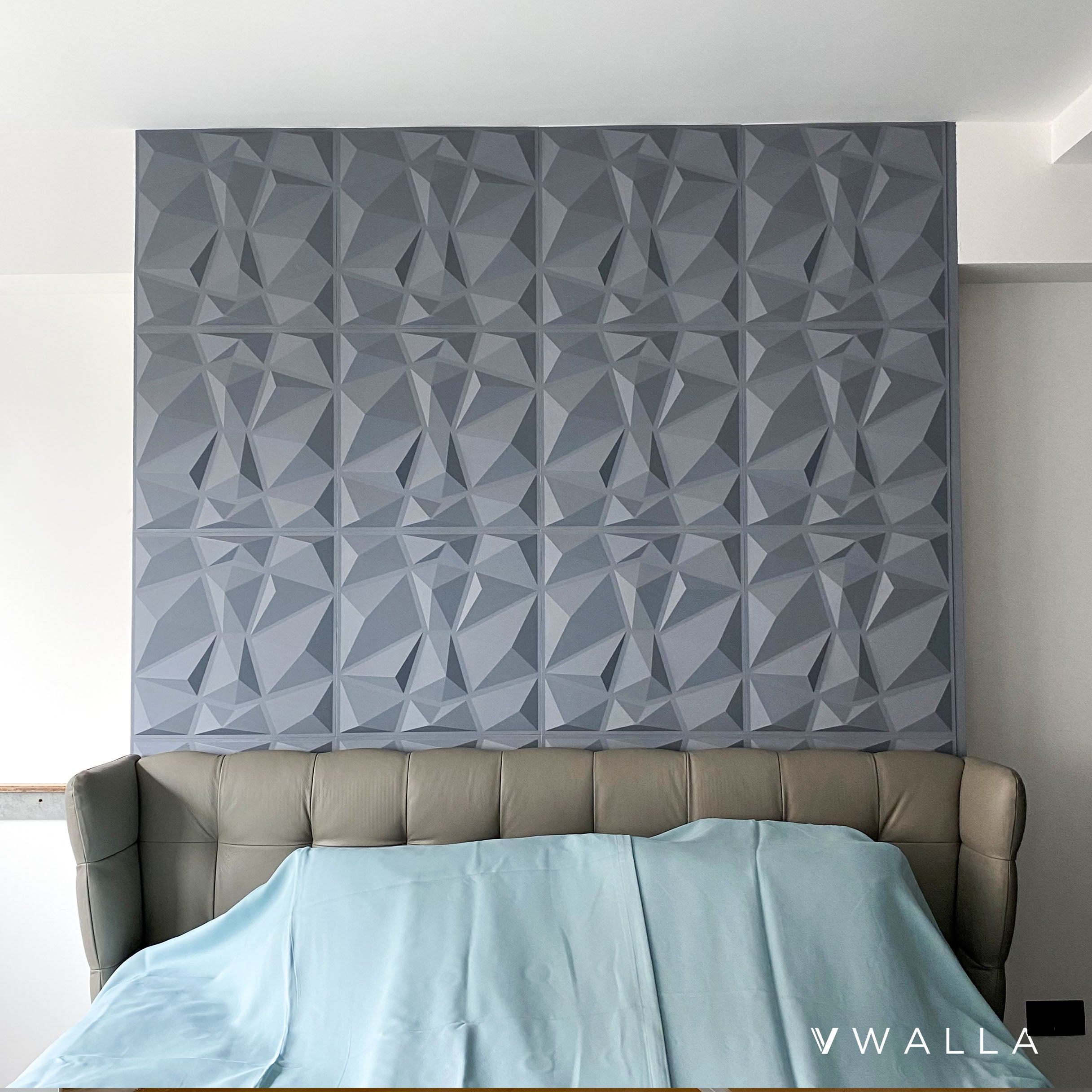 3D Wall Panels - Abstract