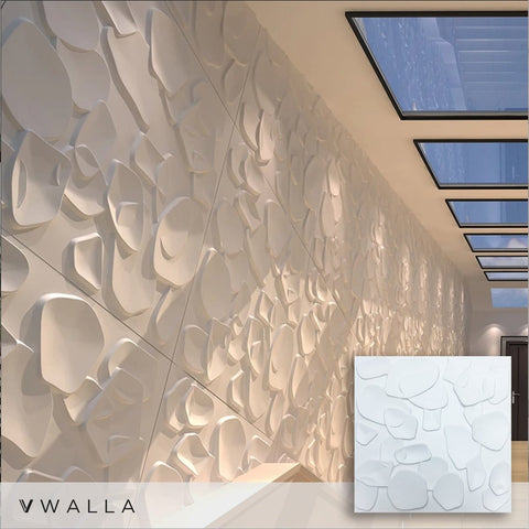 3D Wall Panel - Lilies