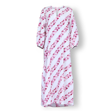 Load image into Gallery viewer, Ribbon Stripe Caftan, Pink