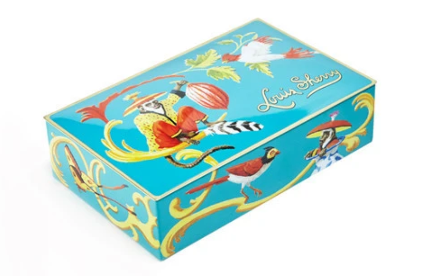 Louis Sherry Singerie 12-piece Chocolate Tin