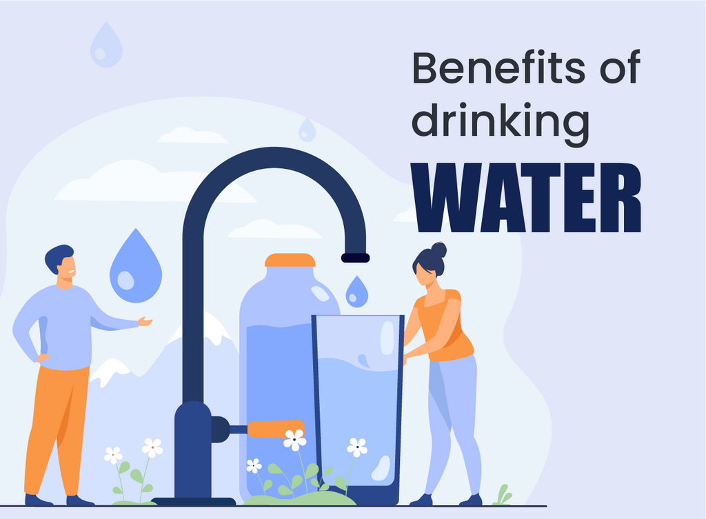 Benefits Of Drinking Water - Backed By Science!