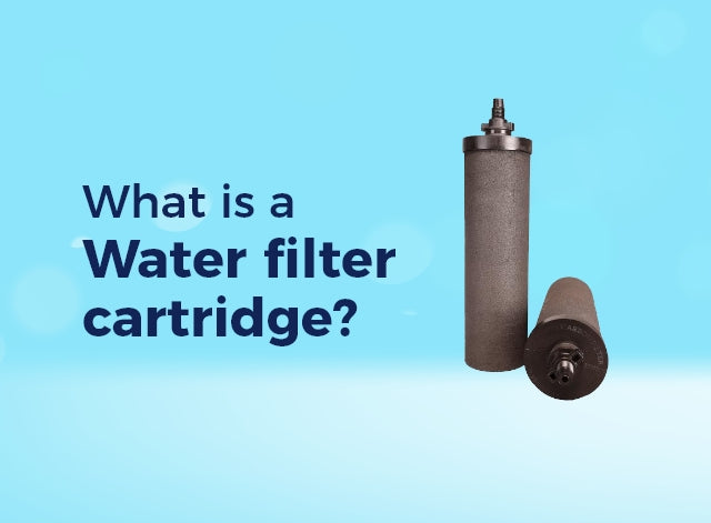 What is a Water Filter Cartridge?