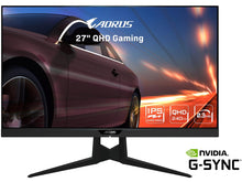 "Load image into Gallery viewer, AORUS FI27Q-X 27"" 240Hz 1440P HBR3 Gaming Monitor (Pre-order)"