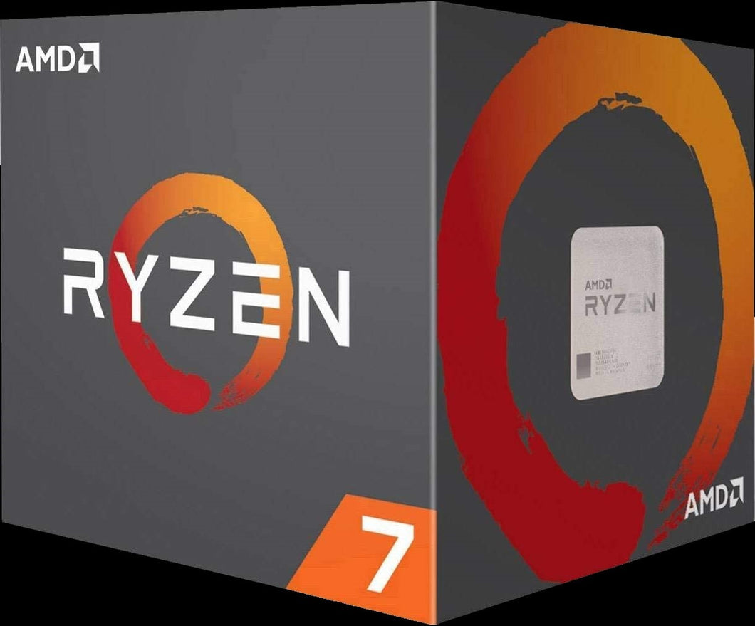 AMD Ryzen 7 3800X 8-Core, 16-Thread Unlocked Desktop Processor
