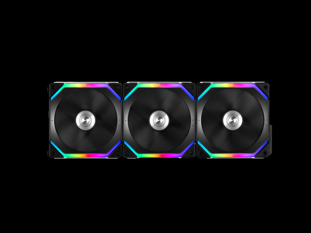 Lian Li UNI Fan SL120 RGB 3-PACK