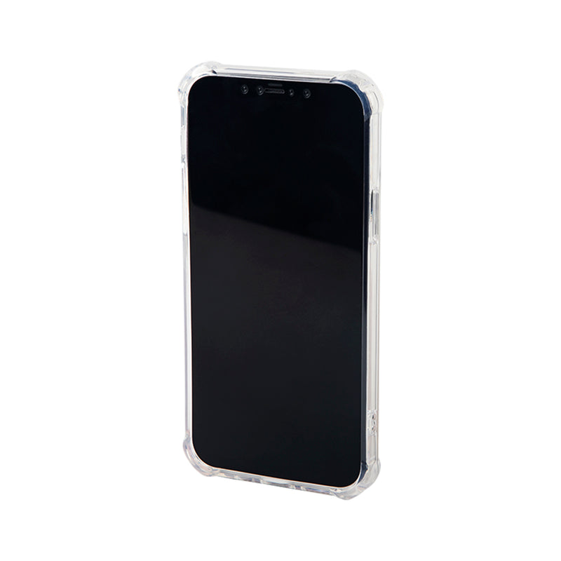 Wisecase iPhone 12Pro Tough Gel Clear