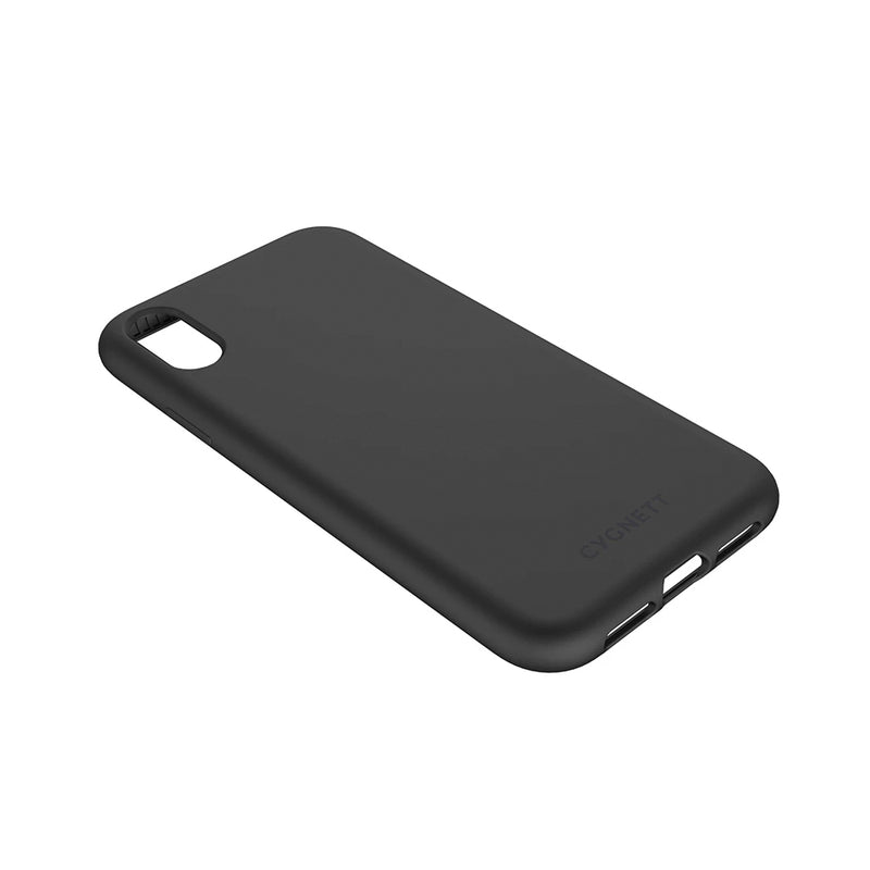 Cygnett Skin Soft feel Case for iPhone Xs Max - Black